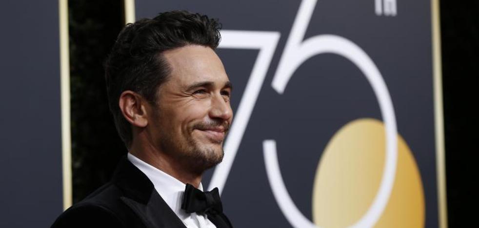 Tres actrices acusan a James Franco de acoso sexual
