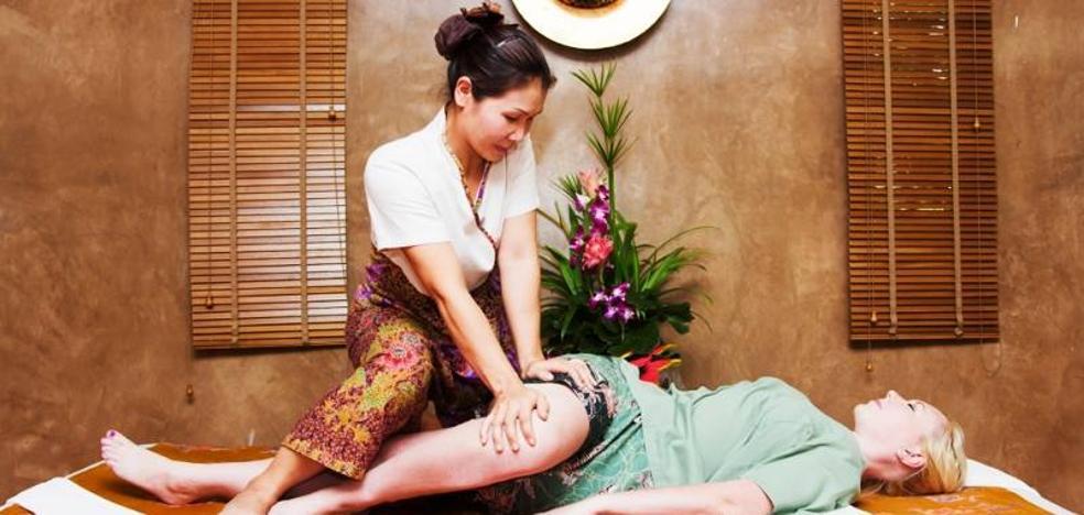 Los sorprendentes beneficios del masaje tailandés