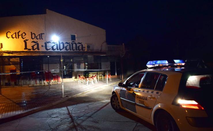Varios golpes en la cabeza acaban con la vida del dueño de un bar de Granada