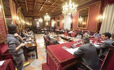 El PSOE se queda sin apoyo para aprobar el expediente del IBI
