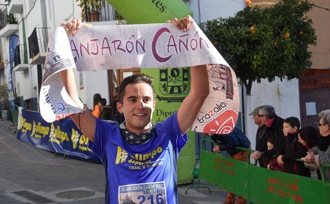 Mario Olmedo vence en Lanjarón