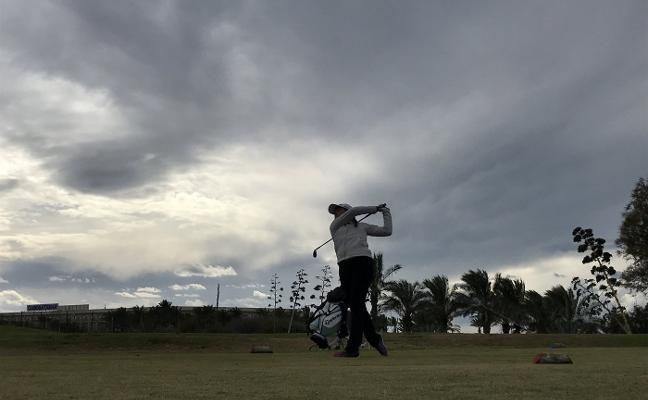 Pleno para empezar el año en Alborán Golf con el Torneo de Reyes Senator