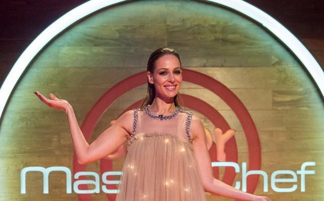 La belleza de Eva en 'Masterchef', conquista a los espectadores