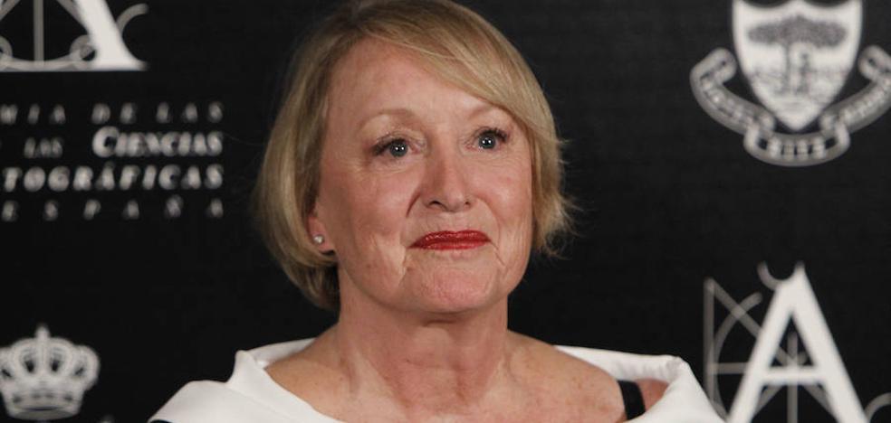 La presidenta de la Academia de Cine abandona la UCI y es trasladada a planta