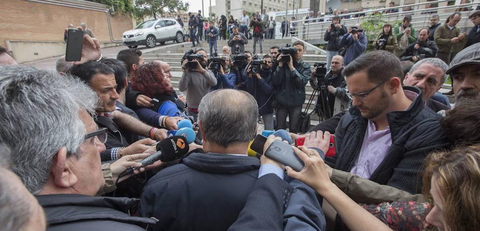 La fiscal de la 'Nazarí' se opone a unir al caso otros expedientes urbanísticos