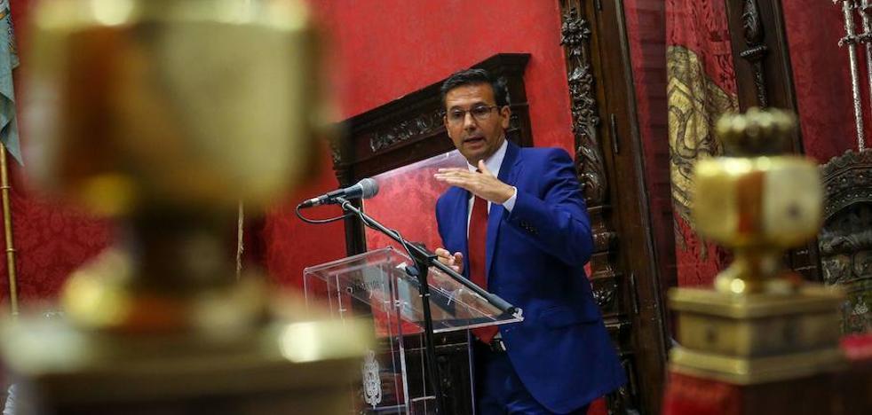 """Cuenca: """"Cuando los ciudadanos reciban el IBI aumentado, que se acuerden del PP, Cs y Podemos"""""""