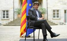 Esquerra se resiste a que Puigdemont le arrastre a la ilegalidad con su investidura