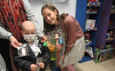 La obsesión de Vega por ayudar a los niños enfermos