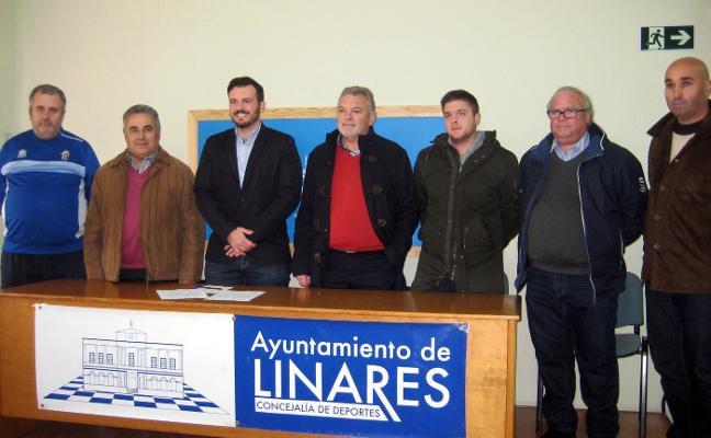 El Consistorio de Linares cambia la ayuda en dinero a clubes por alquiler de pistas gratis