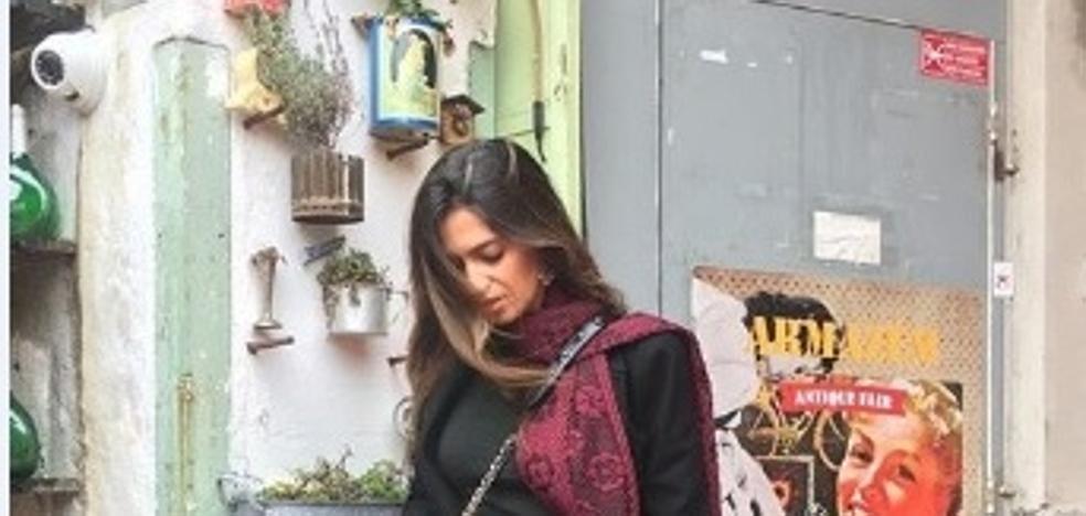 El abrigo de Zara en rebajas que triunfa tras lucirlo Sara Carbonero