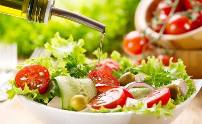 El aceite de oliva, tu mejor antioxidante