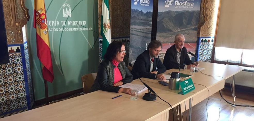 La Junta anuncia una nueva normativa para el Cabo de Gata ante los indicadores de la Reserva de la Biosfera