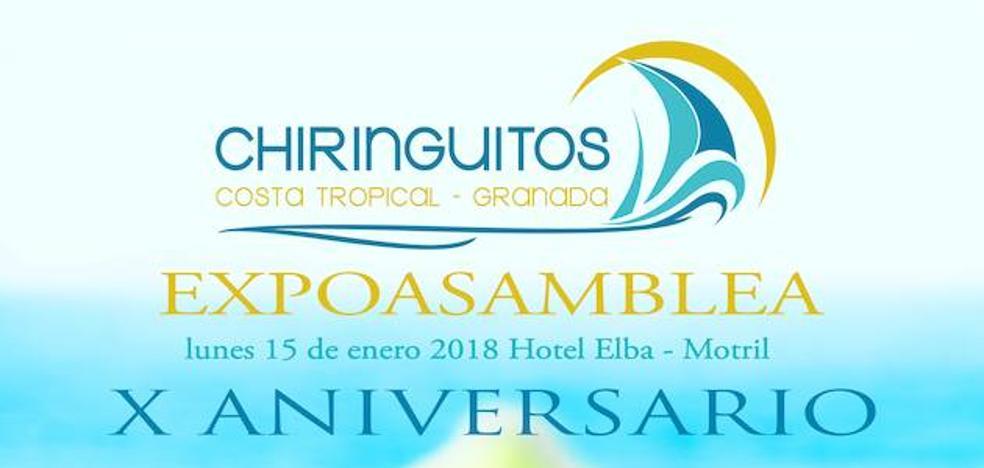 La Asociación de Chiringuitos de la Costa Tropical celebra el lunes 15 el X Aniversario de su Expoasamblea