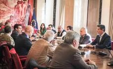 """Luis Salvador pide al Gobierno que ponga """"todos los recursos necesarios"""" para que el AVE en Granada sea una realidad"""