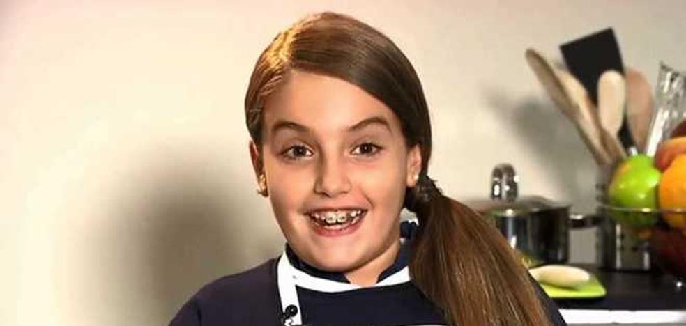 Queremos Más niños como Esther, la sonrisa de Masterchef