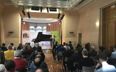El Premio Jaén de Piano celebra este año sus bodas de diamante con más de 150 actividades