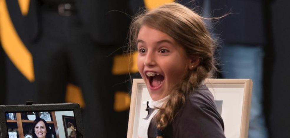 La granadina Esther gana la quinta edición de 'Masterchef Junior'