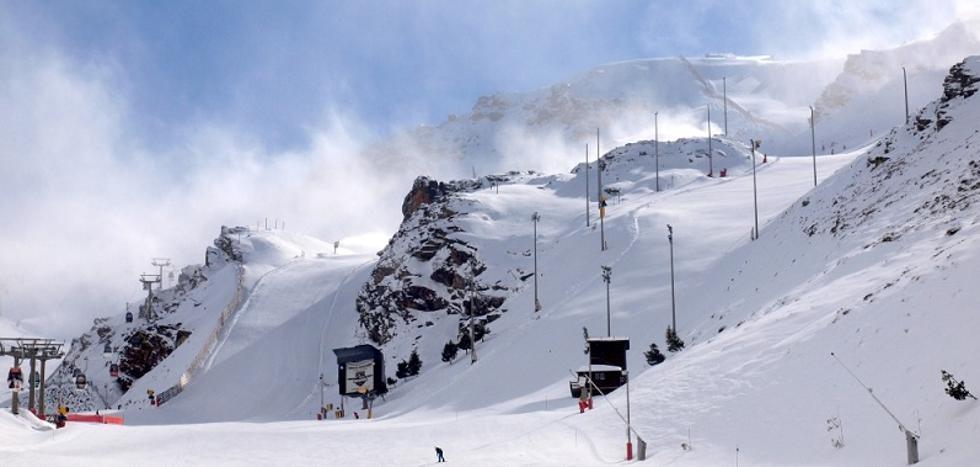 Sierra Nevada estrenará las pistas 'negras'