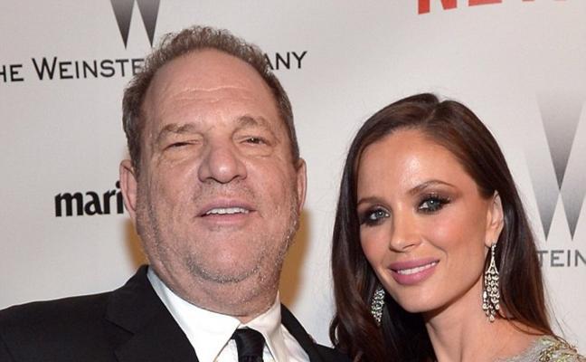 La mujer de Harvey Weinstein le deja y él tendrá que pagarle 20 millones