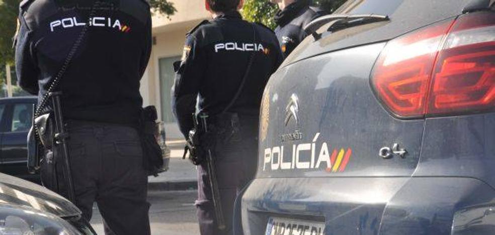 Detenido en Almería con un amplio historial delectivo