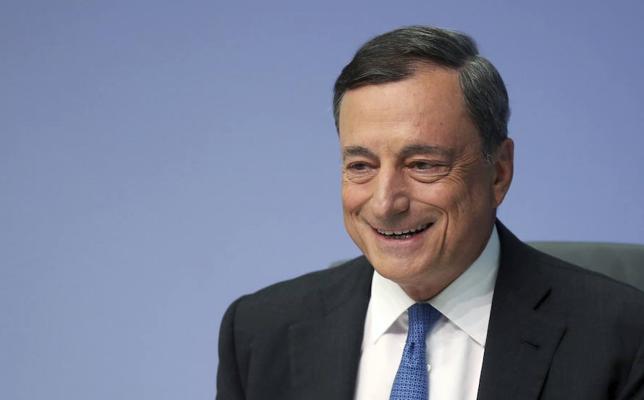 El BCE financió un 22% más a la banca española en 2017