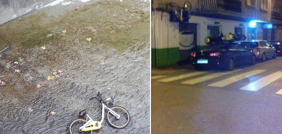 Las dos nuevas gamberradas que indignan a Granada en Whatsapp