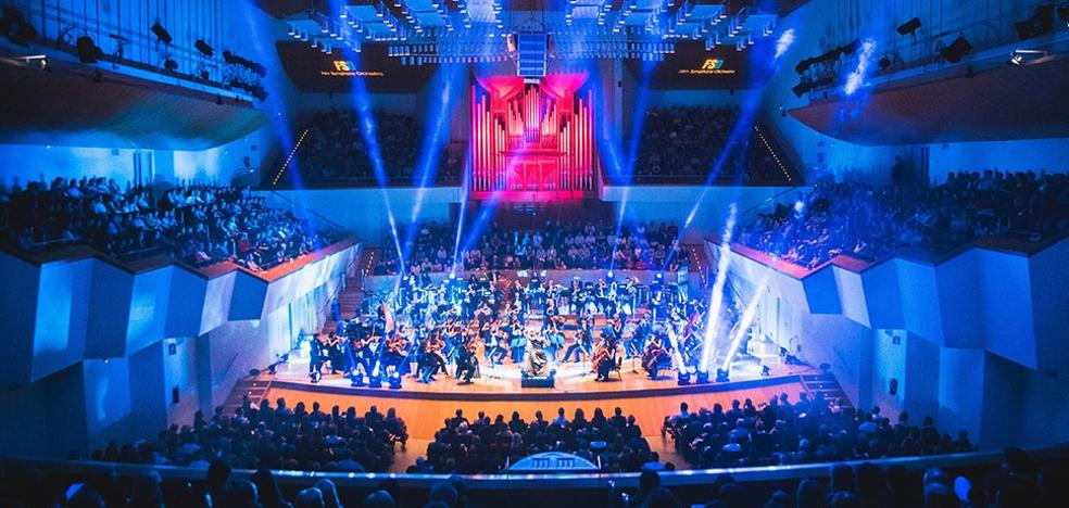 La Film Symphony Orchestra lleva la música del cine este sábado al Teatro Auditorio de Roquetas
