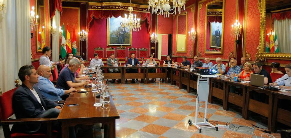 La Mesa del Ferrocarril se moviliza contra aislamiento ferroviario de Granada