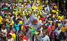 Granada clama hoy por la reconexión ferroviaria