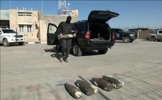 Un terrorista del ISIS se entrega con el coche bomba antes de atentar