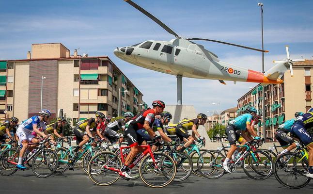 La Vuelta a España estrenará una etapa inédita en Alfacar