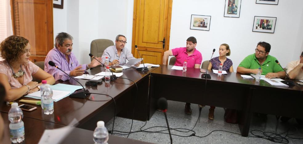 El juez niega la cautelar de la moción de censura que dio la Alcaldía al PP en Begíjar