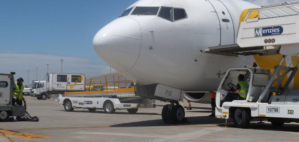 El Alquián supera el millón de pasajeros por primera vez desde el año 2008