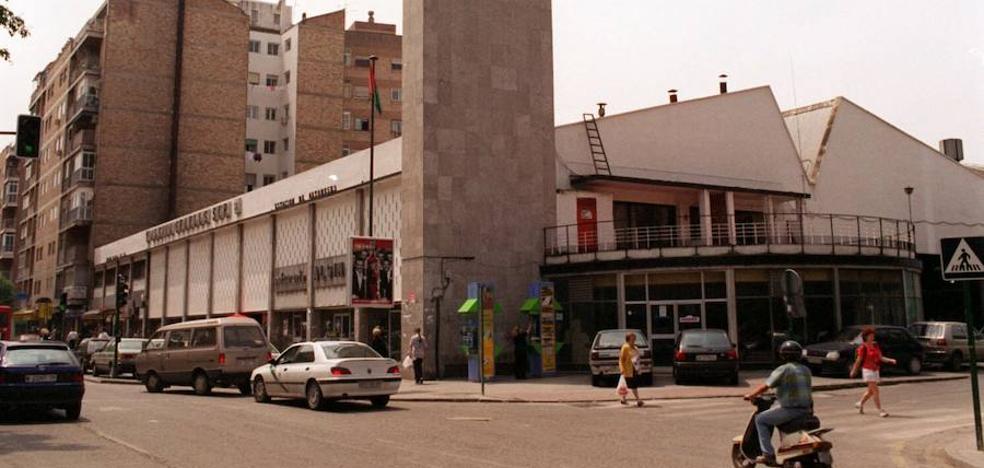 La historia de la vieja estación de Alsina de Granada