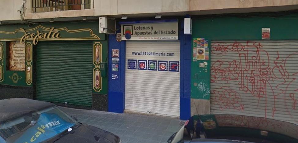 Toca en Almería el segundo premio de la Lotería Nacional