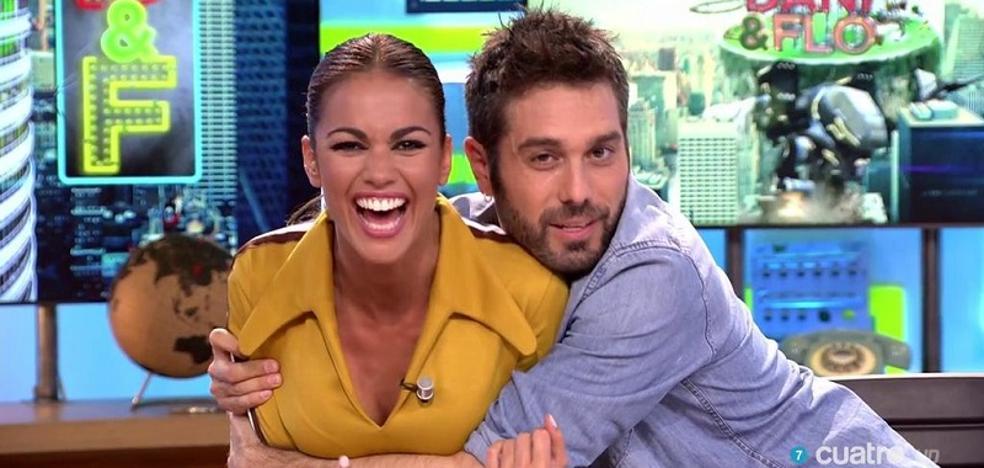 La mirada más que cómplice de Dani Martínez a Lara Álvarez