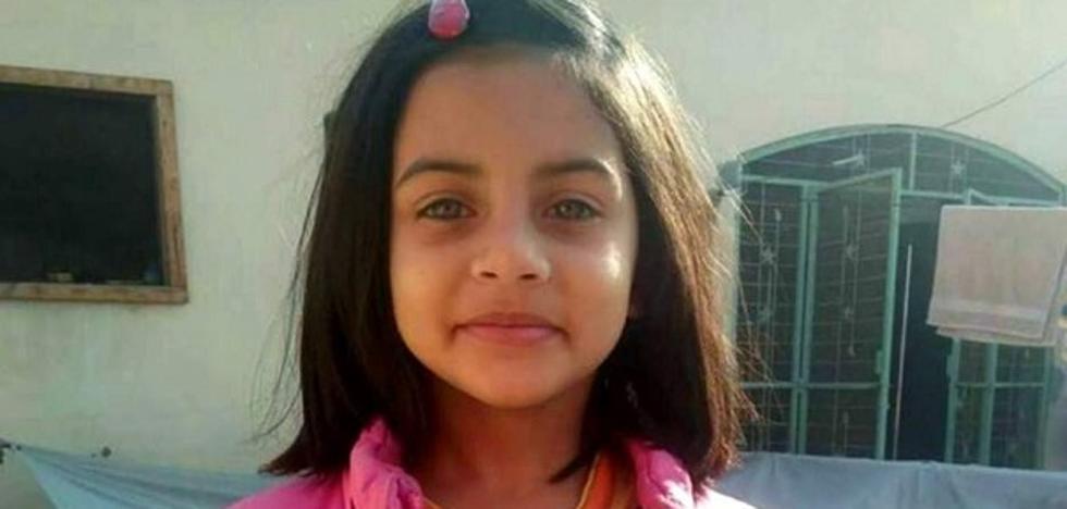 Buscan al asesino y violador de una niña de 7 años en Pakistán