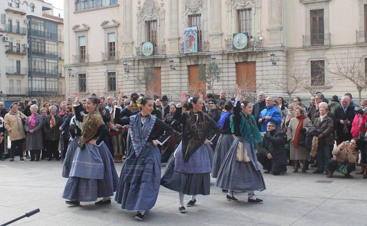 Así se prepara Jaén para las lumbres de San Antón