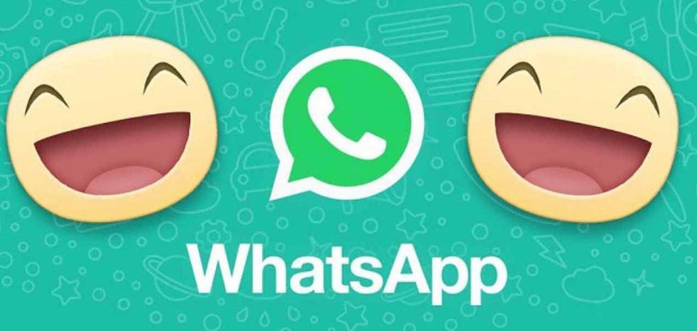 Así son los nuevos stickers para WhatsApp