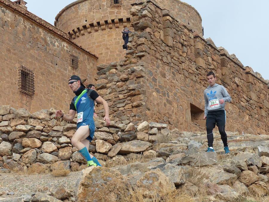 La Calahorra explota su paisaje en la primera edición del Castillo Trail