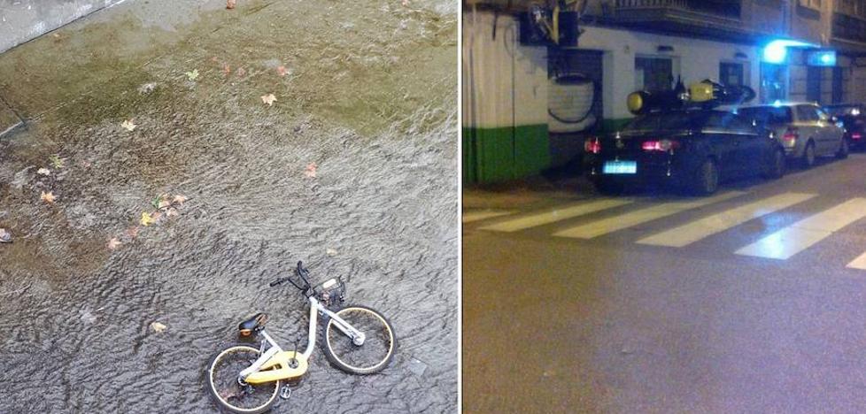 Primera condena judicial contra un saboteador de una bicicleta de alquiler