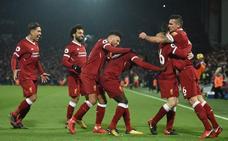 El Liverpool somete al City
