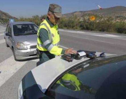 'Cazan' a más de 3.000 vehículos en Almería sin el seguro obligatorio