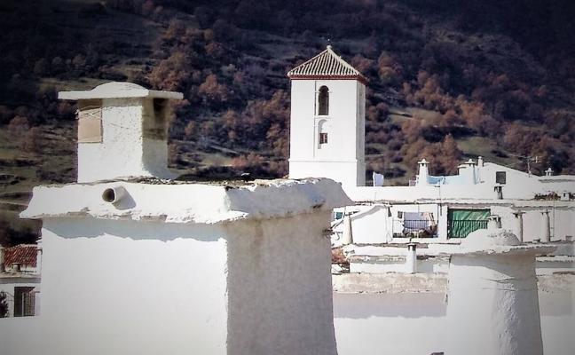 Capileira conserva la arquitectura y tipología tradicional de la comarca de la Alpujarra
