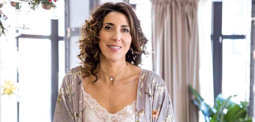 Paz Padilla: «¿Posar desnuda? No quiero cortar la digestión a nadie»