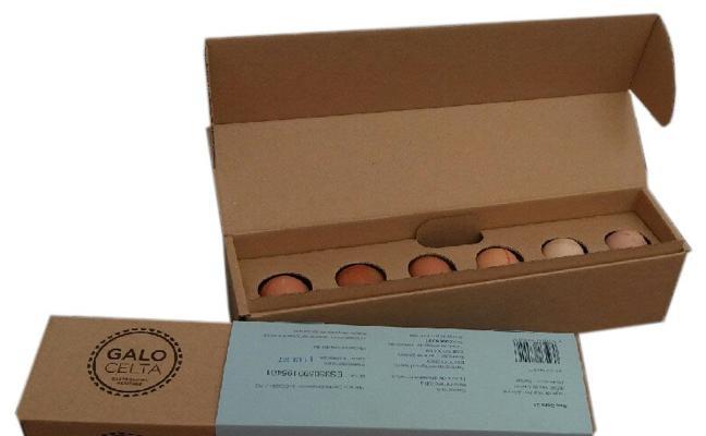 Los huevos más caros del mundo los vende un concursante de 'Granjero busca esposa'