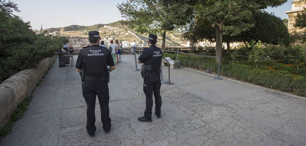Detenido tras saltarse tres órdenes de alejamiento de su madre, de 81 años