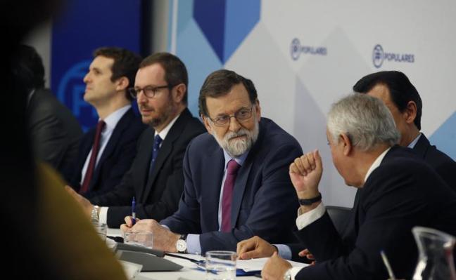 Dirigentes del PP temen que Rajoy minusvalore el auge de Ciudadanos