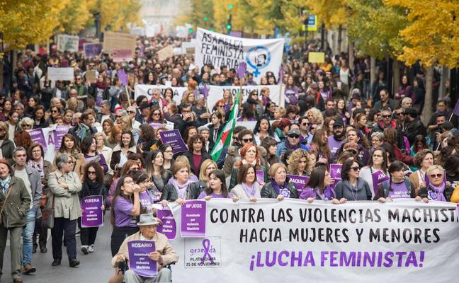 La Junta atendió en Granada a 26 adolescentes por violencia machista en 2017