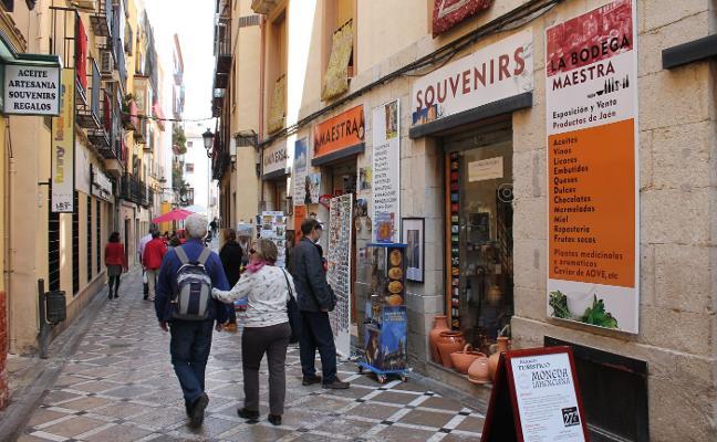 370 estrellas 'brillan' en Jaén